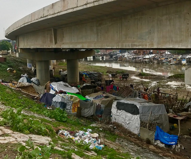 In developing countries, homelessness affects a large portion of the population