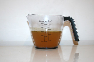 17 - Zutat Gemüsebrühe / Ingredient vegetable broth