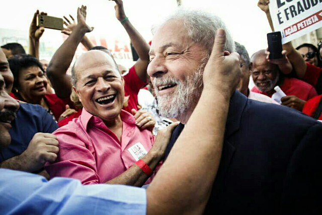 O juiz tem medo que eu receba o título pelo que ainda vou fazer pelo Brasil, diz Lula