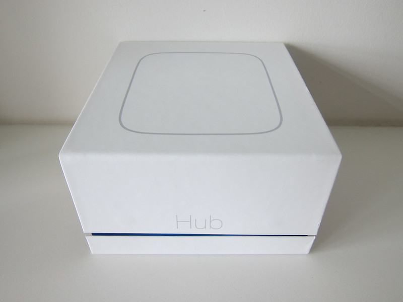 SmartThings V2 Hub (UK) - Box Inner
