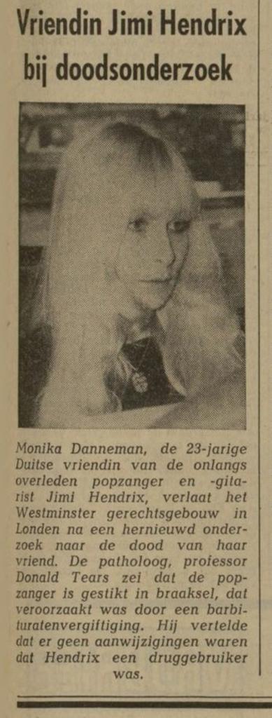 NIEUWSBLAD VAN HET NOORDEN (NETHERLANDS) SEPTEMBER 29,1970
