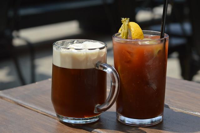 Bourbon On Division Brunch