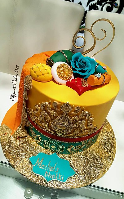 Cake by Elegant Cake Art