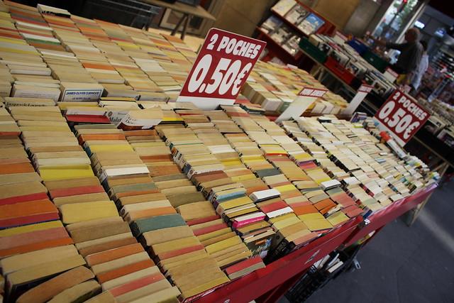 Les Francais Achetent De Plus En Plus De Livres D Occasion
