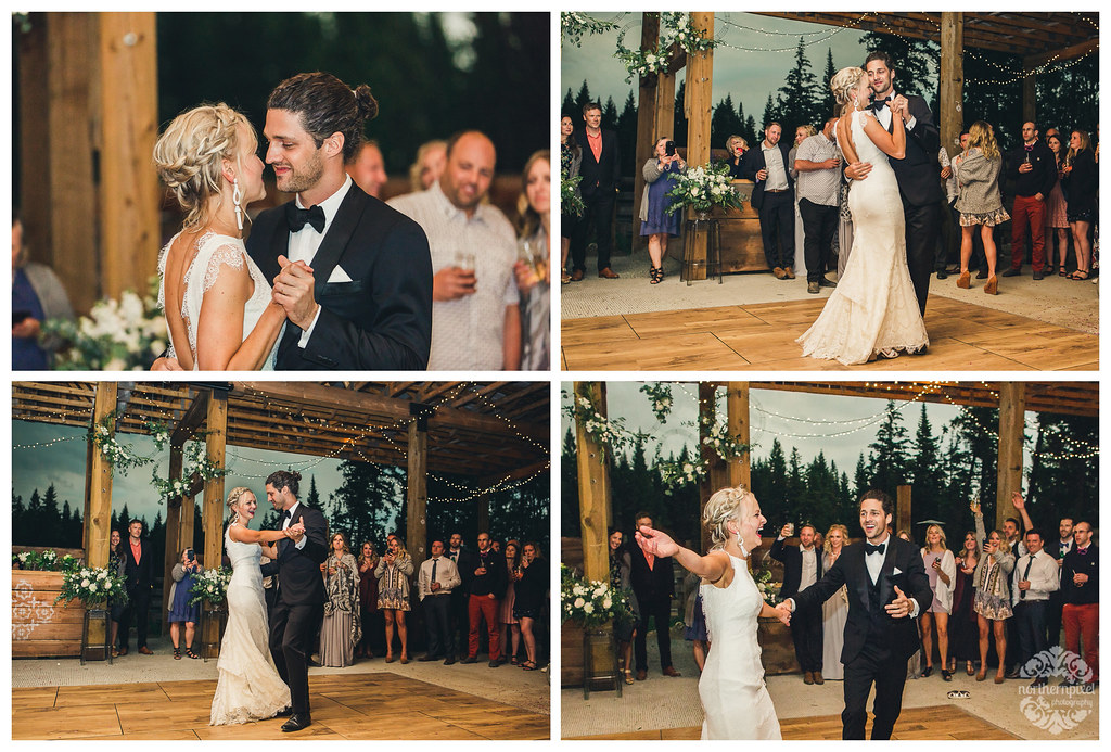 First Dance - Prince George Wedding