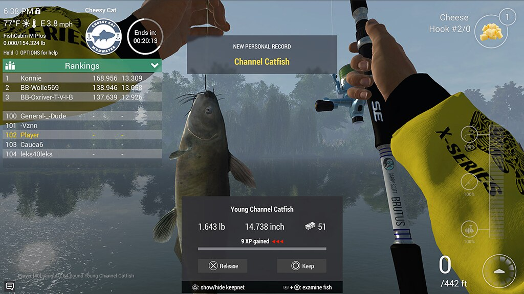 reel in free to play ps4 fishing simulator fishing planet