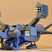 Lego Aliens Cheyenne Dropship and APC