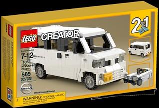 LEGO Creator: Nissan Clipper