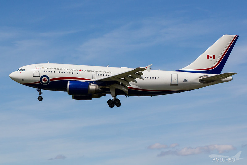 Canadian Armed Forces - A310 - 15001 (3)
