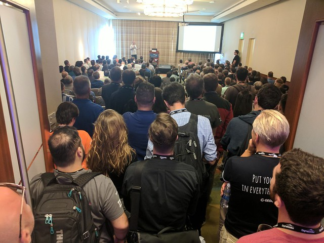 Standing Room Only for FAKEMAPS-1