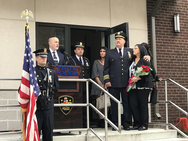 09-08-17 Deputy Chief McAvoy Walk-Out & Retirement Ceremony