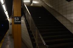 53 Street Station Before Renewal