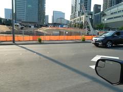 Tunnel exit (Bellevue Light Rail )