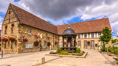 Ancien couvent des Capucins + Campanile - Gournay-en-Bray (76) - Photo of Molagnies