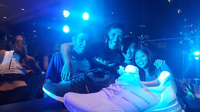 adidas Runners Launched in Manila
