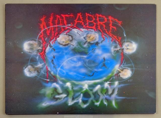 "MACABRE GLOOM UK 12"" LP VINYL"