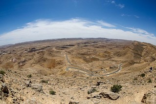 O Negev e os desertos de Abraão