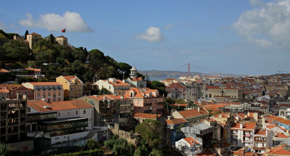 Miradouro de Graça, mooi uitzicht Lissabon | Mooistestedentrips.nl