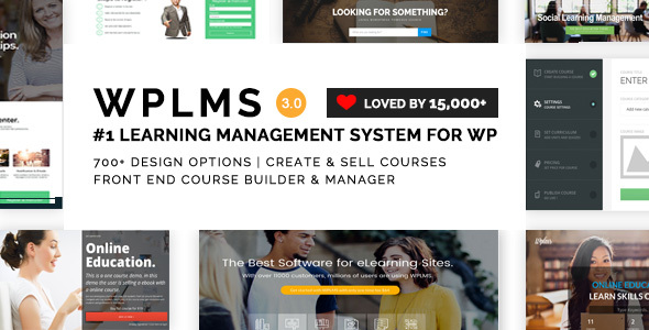 WPLMS v3.3 – Learning Management System for WordPress, Education Theme