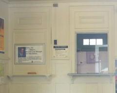 LIRR Kew Gardens Station - ticket office