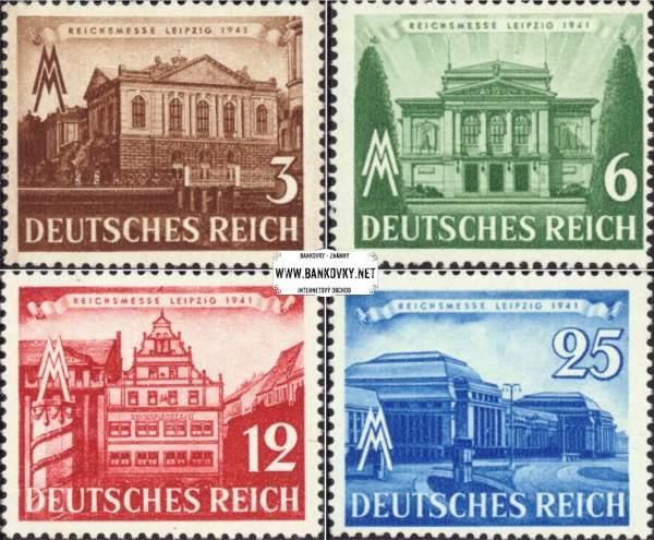 Známka Nemecká ríša 1941 Veľtrh Lipsko