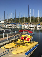 Twin Coves Marina Flower Mound Texas Sam's Dock Boat Rentals 877