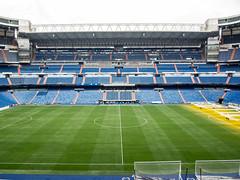 Bernabéu Tour, Madrid