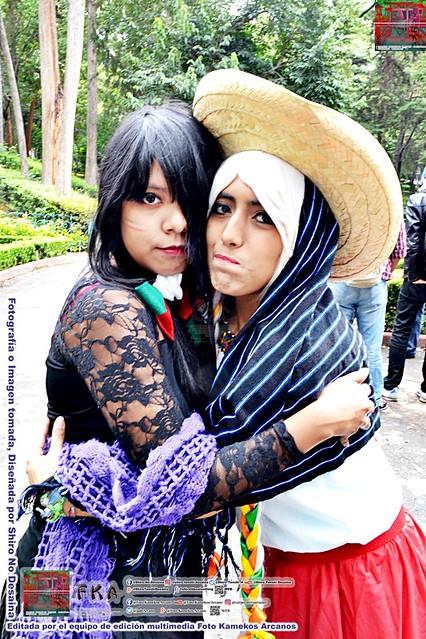 Sesión Viva México al grito de Cosplay-10