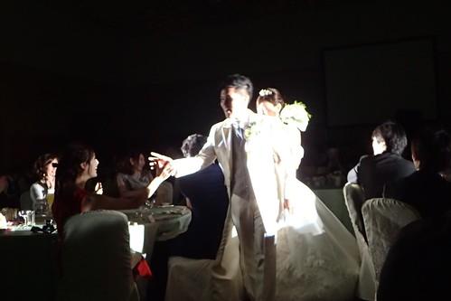 柴〇君結婚