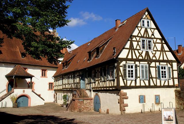 Michelstadt, Burg (castle)