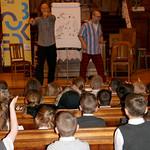 Ian Billings & Chris White schools event | © Brian Craig
