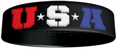 Customized Silicone Wristbands  - Rubber Bracelets - Wristband Connection