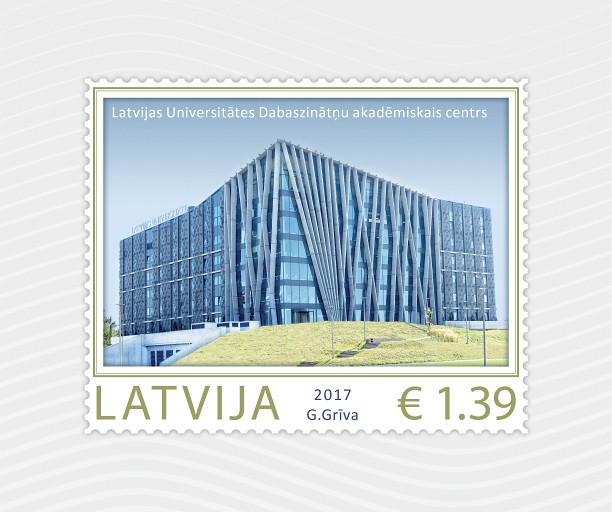 Pastmarka Latvijas Universitātes Dabaszinātņu akadēmiskais centrs