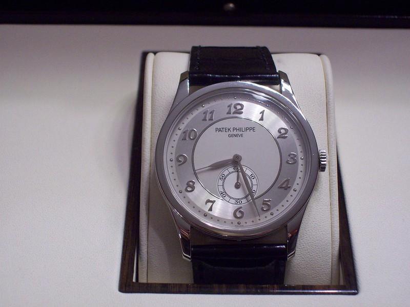 Timezone Patek Philippe 5196p