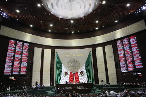 Sesión ordinaria H. Cámara de Diputados 14/sep/17