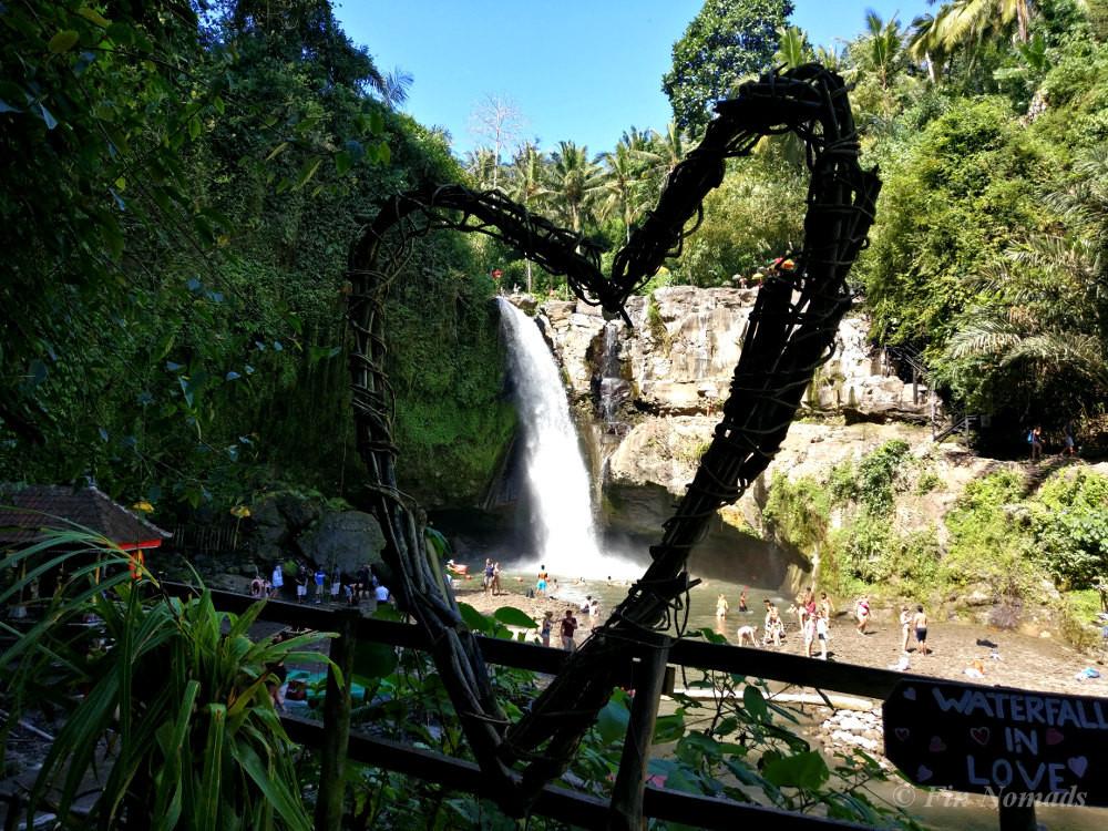 ubud waterfall