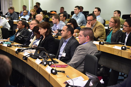 PASS 17-15 Participants Learn about Indian Subcontinent Security Challenges, Implications for Europe