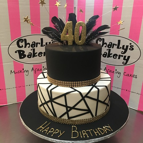 Unisex Birthday Cakes For Adults