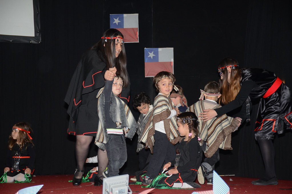 Acto Fiestas Patrias JILE 2017 - Viernes 8