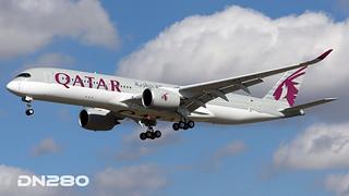 Qatar A350-941 msn 083
