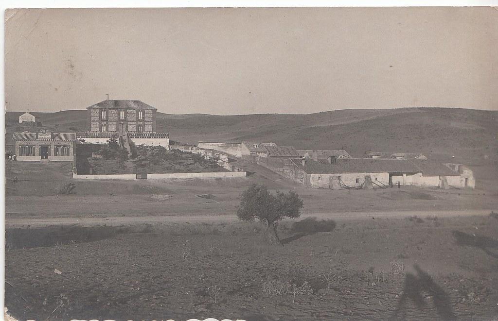 Venta del Hoyo hacia 1920. Colección Luis Alba