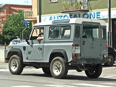 Land Rover Defender 90 - 1994