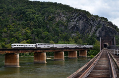 2017 08-28 1138 NYC Pullman Babbling Brook on EB 30, Harpers Ferry, WV