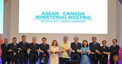 50th AMM - ASEAN-Canada-3