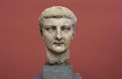Germanicus, father of Caligula, after 19 CE, Ny Carlsberg Glyptotek, Copenhagen