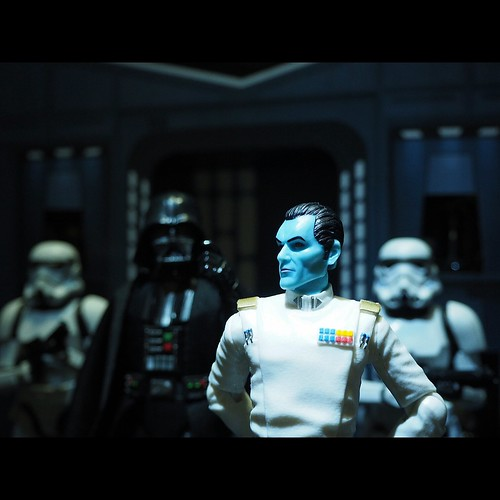 SDCC 2017 Grand Admiral Thrawn
