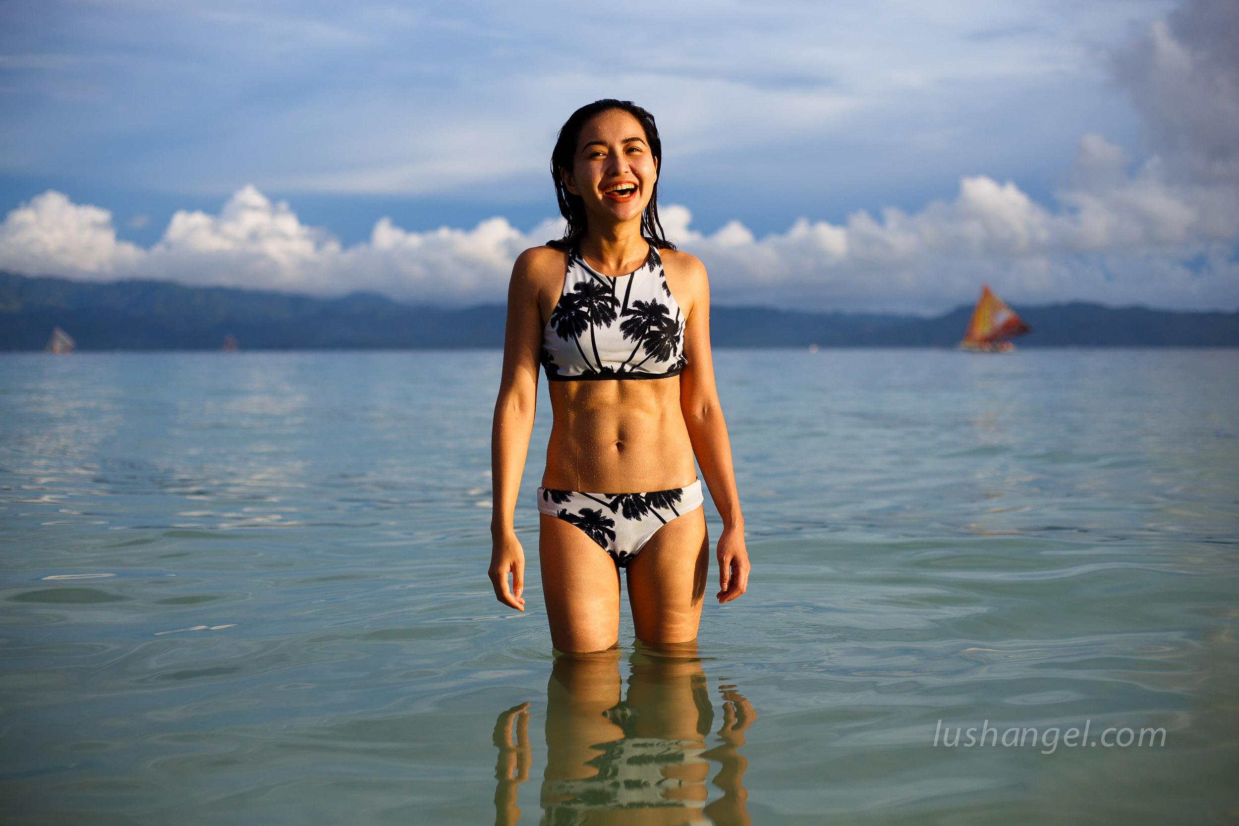 palm-print-bikini