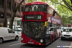 Wrightbus NRM NBFL - LTZ 1219 - LT219 - Victoria 38 - Arriva - London 2017 - Steven Gray - IMG_1114