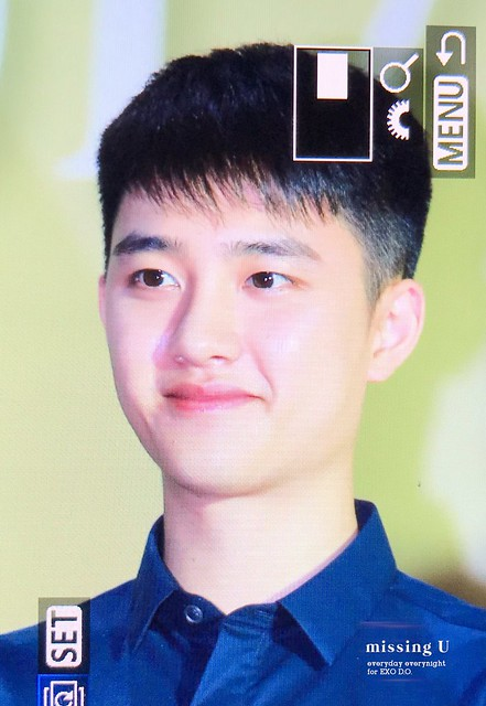 170812 D.O at JIMFF Awards
