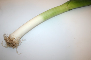 09 - Zutat Lauch / Ingredient leek